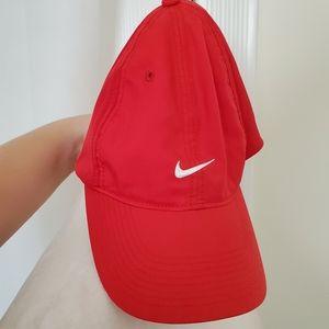 Nike Featherlite red Unisex Heritage86 one size